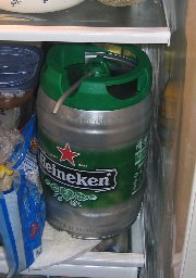 The 5L Heineken Mini-Keg