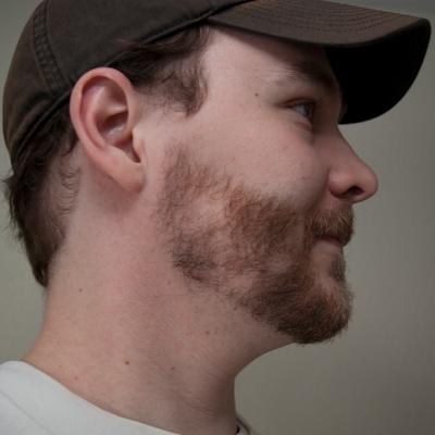 Admirable Beard Experiment 2009 Insert Witty Title Here Short Hairstyles Gunalazisus